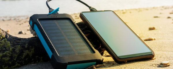 Avantages d'un chargeur solaire portable