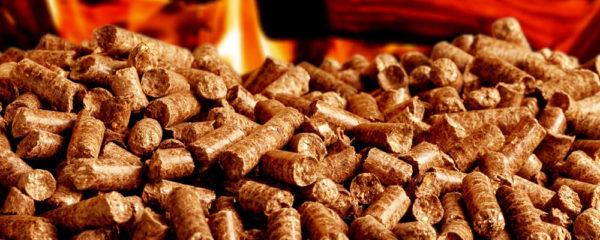 Vente de granulés de bois