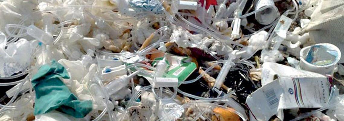 déchets médicaux